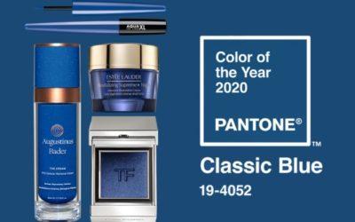 Pantone classic blue – colore dell'anno 2020