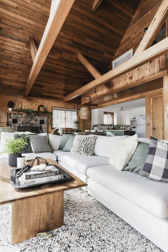 Le Case Di Vacanza Uno Chalet Tra I Monti Studio Interior Design